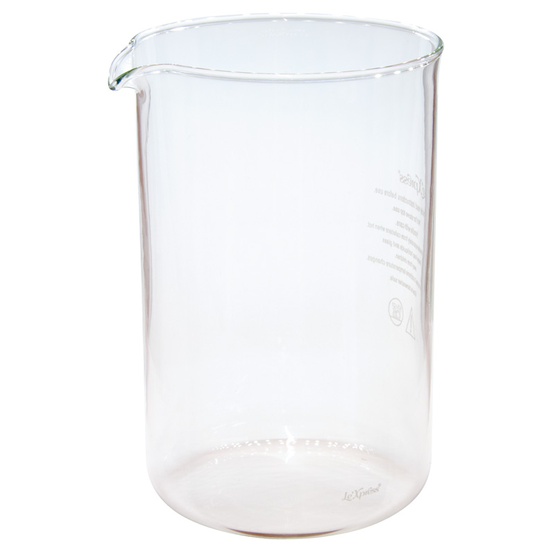 KitchenCraft LeXpress Replacement 12 Cup Glass Jug