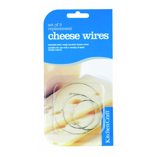 KItchen Craft Replacement Cheese Wires - set of 3 - KCSPAREWIRE