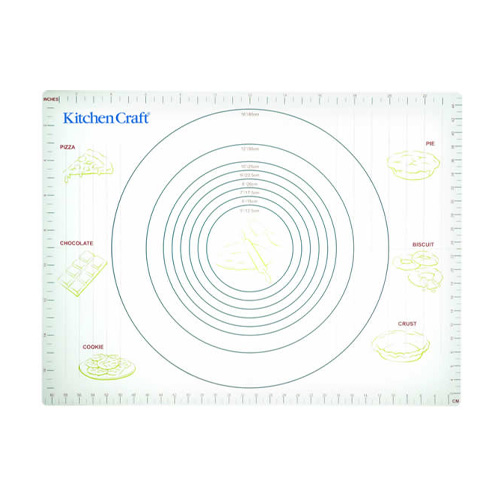Kitchen Craft Pastry Mat / Template - KCPASTMAT