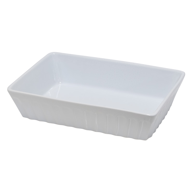 Kitchen Craft White Lasagne Dish, 30cm