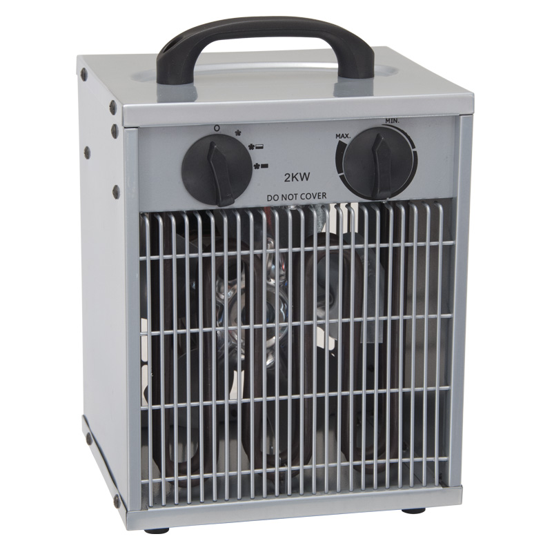 Apollo Electric Greenhouse Heater, 2KW