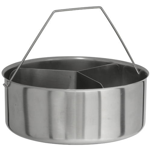 Kuhn Rikon 18cm Trio Divider Bowl Set For 20cm Duromatic (2008)