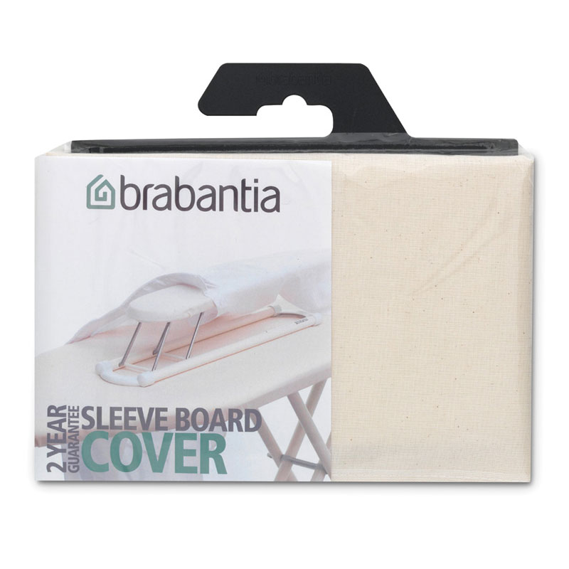 Brabantia Sleeve Board Cover - Cotton Plus 2mm Foam Layer