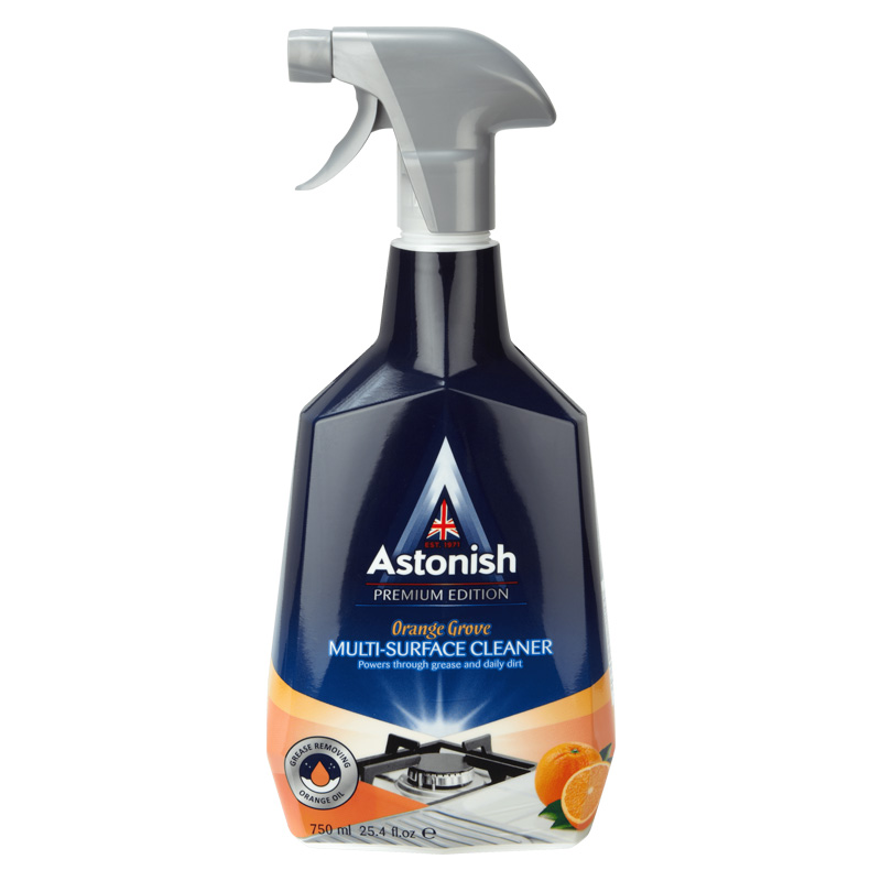 Astonish Orange Grove Multi-Purpose Cleaner, 750ml