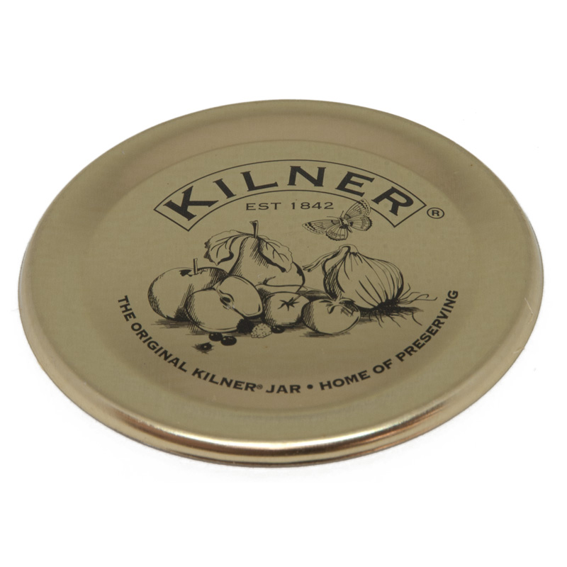 Kilner Preserve Jar Seal Discs, Set Of 12