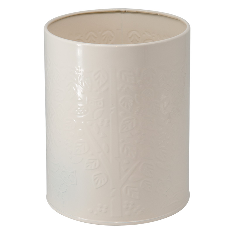 Mason Cash Utensil Pot, In The Forest Collection, Cream