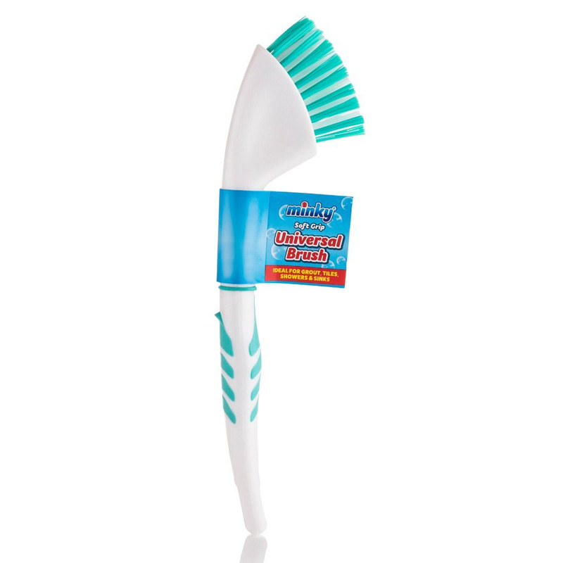 Minky Softgrip Universal Cleaning Brush