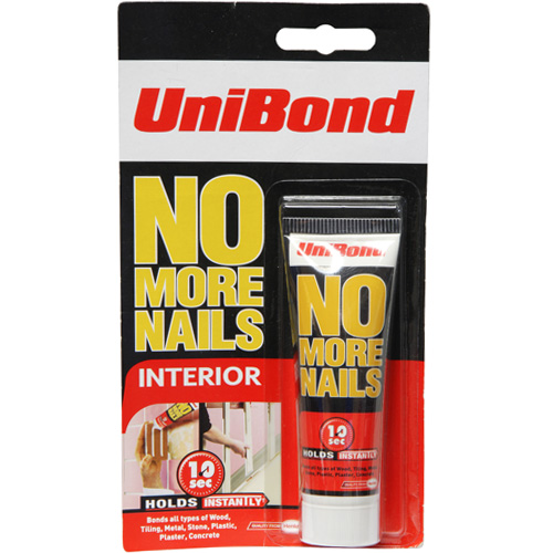 Unibond Interior No More Nails - 40ml