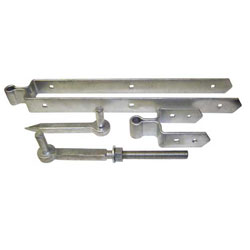 Galvanised Double Strap Field Gate Hinge