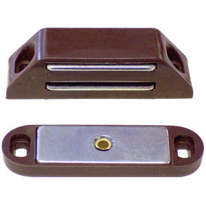 Brown Ultra Magnetic Catch (6074)