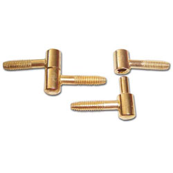 Lift-Off Pin Hinges Brass Plated 29mm - 6173