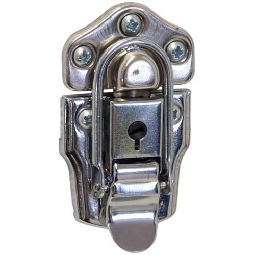 Chrome Plated Case Lock (7138)