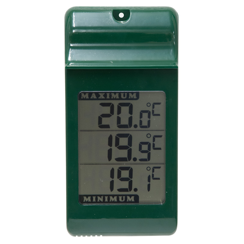 Worth Gardening Digital Max/Min Wall Thermometer