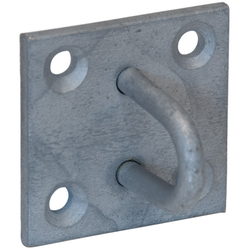Galvanised Chain Plate Staple (66964)