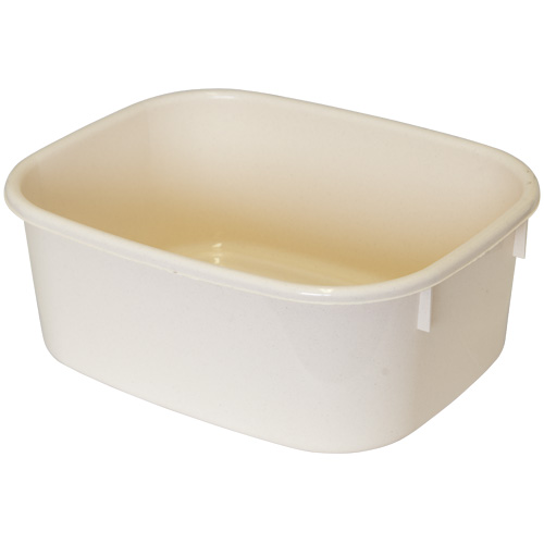 Lucy Large Oblong Washing Up Bowl - Maize