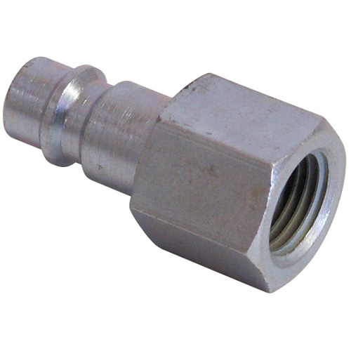 Sealey High Flow Screwed Adaptor 1/4 BSP Female Pack of 2)