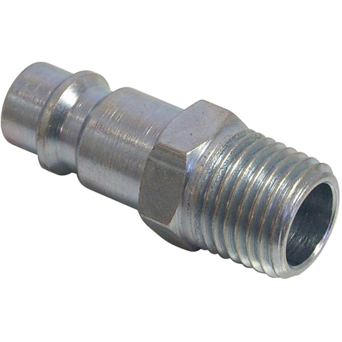 Sealey Screwed Adaptor Male 1/4 Bore Hose (Pack Of 2) - AC34