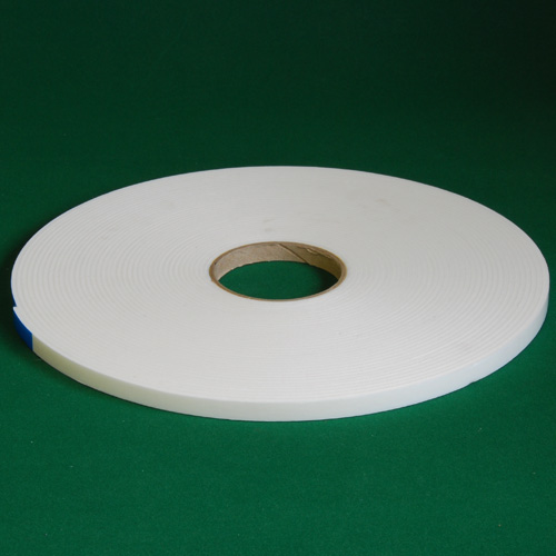 Double Sided Foam Adhesive Tape - 12mm x 3mm x 25 Metres - Click Image to Close