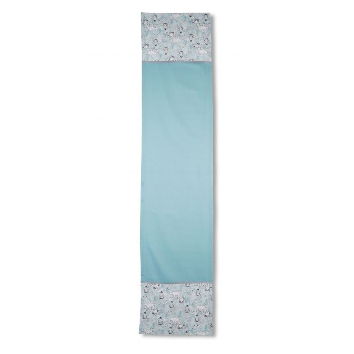 Cooksmart Table Runner - Frosty Winter Morning - 200cm x 45cm