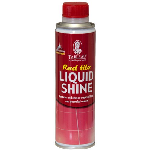 Tableau Red Tile Liquid Shine - 250ml