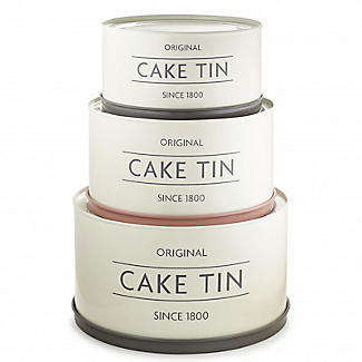 Mason Cash Cake Tins - Set of 3 Original