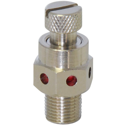 No. 72 Auto-Vent Air Valve - 1/8 BSP