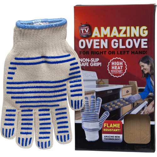 Amazing Oven Glove For Left Or Right Hand