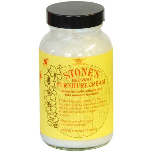 Stones Beeswax Furniture Cream 227ml