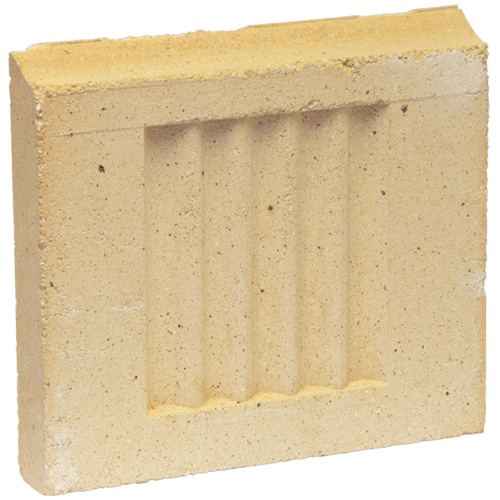Stour No.2 (9 in) Fuel Saver Back Fire Brick For Open Fires