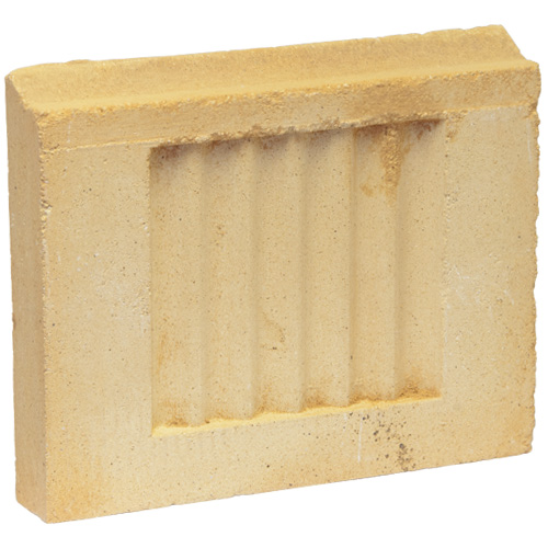 Stour No.2A (10 in) Fuel Saver Back Fire Brick For Open Fires