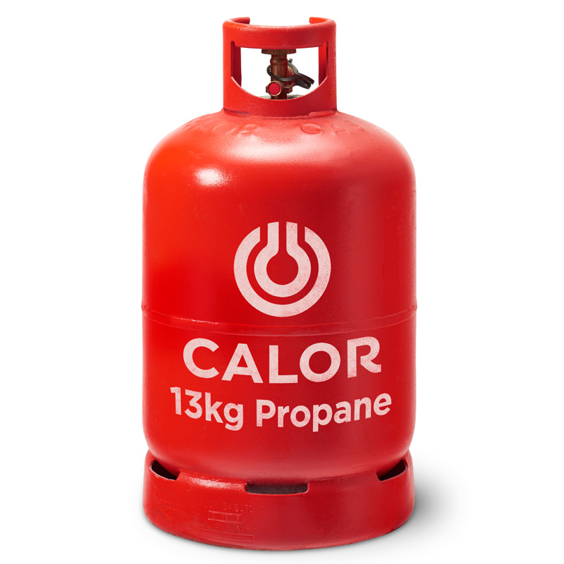 Calor Propane 13kg Gas Bottle Refill