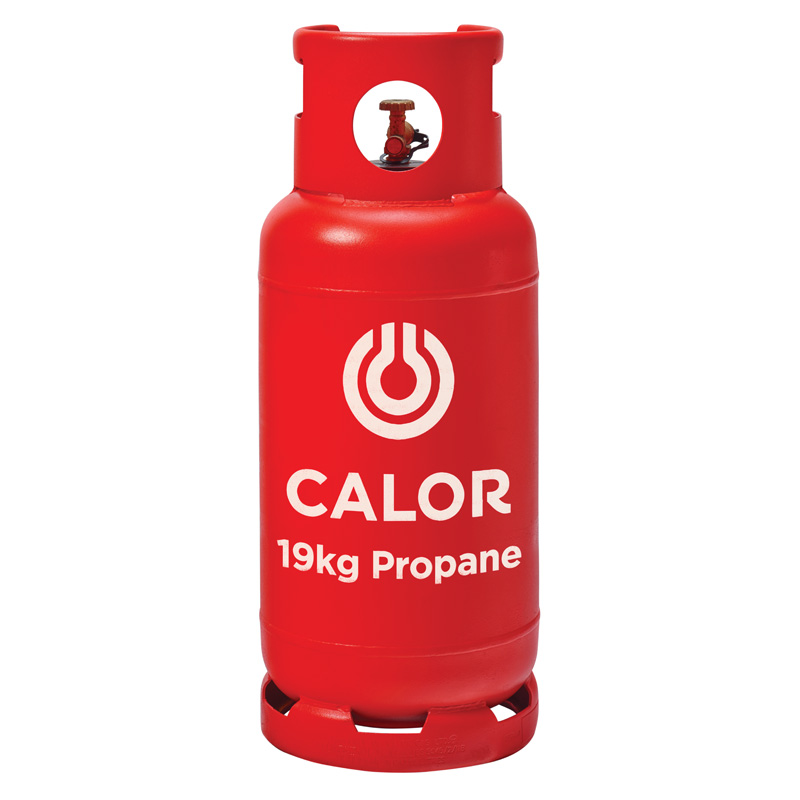 Calor Propane 19kg Gas Bottle Refill