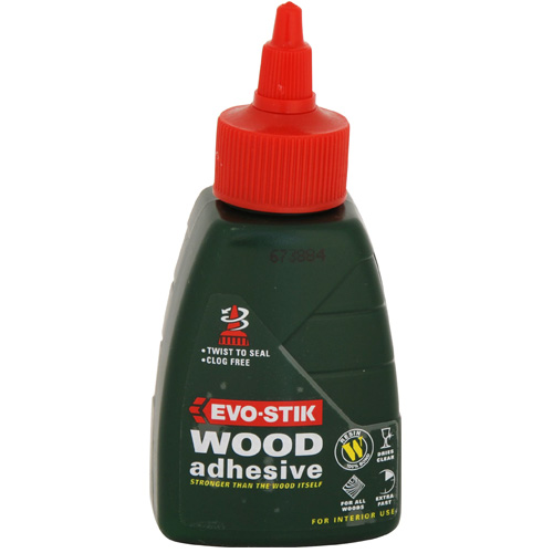Evo-Stik Wood Adhesive For Interior Use - 125ml
