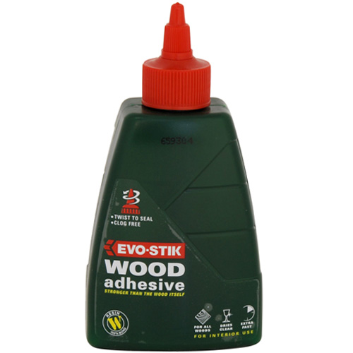 Evo-Stik Wood Adhesive For Interior Use - 250ml