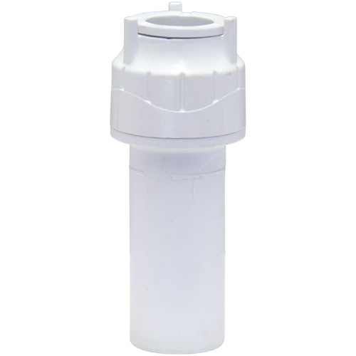 Polypipe Polyfit Socket Reducer, 22mm x 15mm (FIT1822)