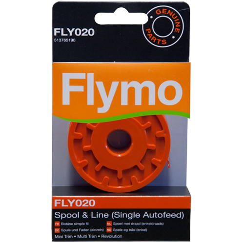Flymo FLY020 Spool And Line (Single Autofeed)