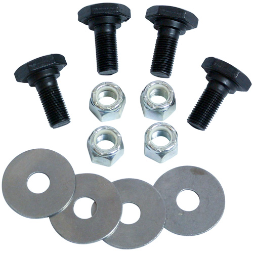 Hayter 590 Hinge Bolt Nut & Washer Set For 2779 Cutterblade