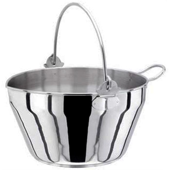 Judge Preserving Pan 8 Litre Maslin Pan JA74