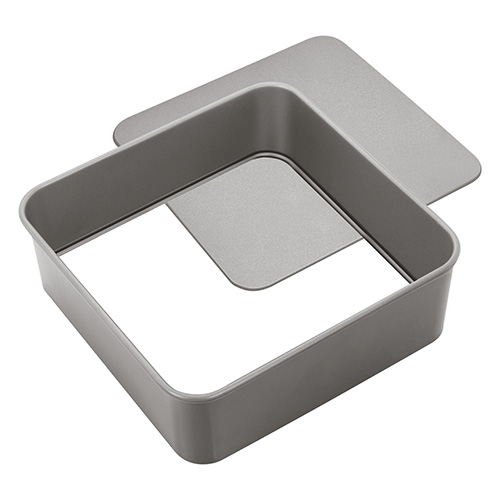 Judge 9 inch Square Cake Tin - Loose Base - Non Stick