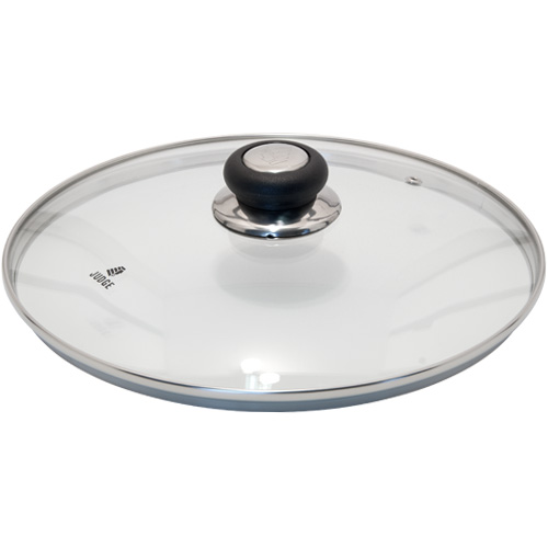 Judge Replacement Saucepan Lid -Universal Glass Saucepan Lid 24cm
