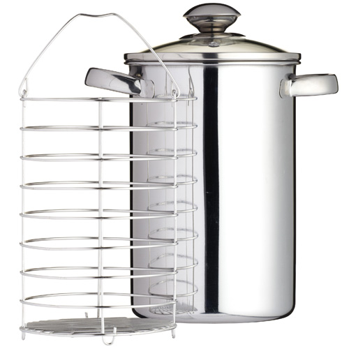 Kitchen Craft Asparagus Steamer Stainless Steel