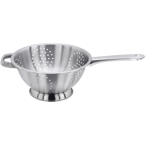 Judge Colander With Long Handle 24cm Stainless Steel - MJ13
