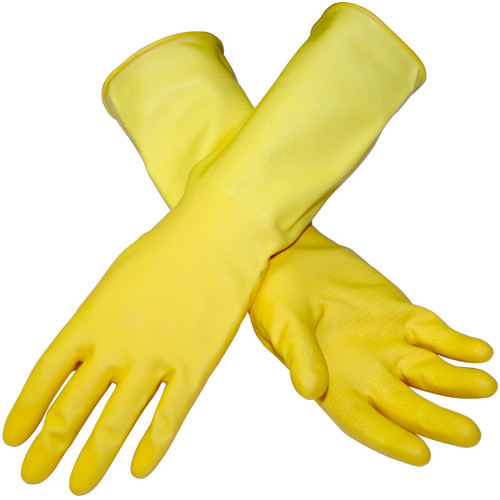 Marigold Extralife Lined Kitchen Gloves - 7 1/2 Medium