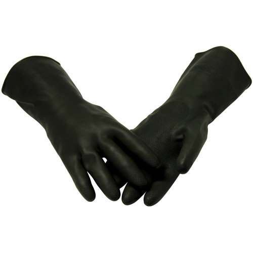 Marigold Lined Outdoor Gloves - 8 1/2 Large