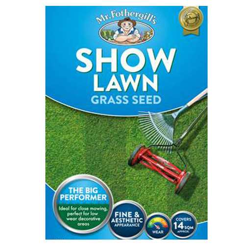 Show Lawn Grass Seed - 500g