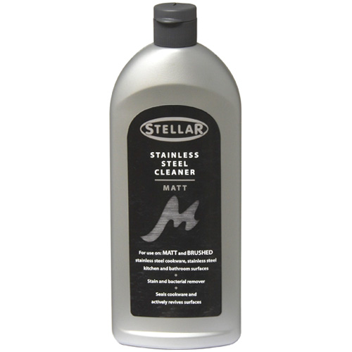 Stellar Stainless Steel Cleaner (Matt) 250ml - SSCM
