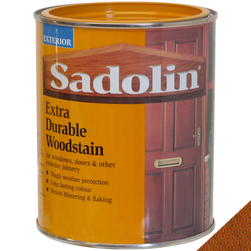 Sadolin Extra Durable Woodstain Antique Pine - 1 Litre