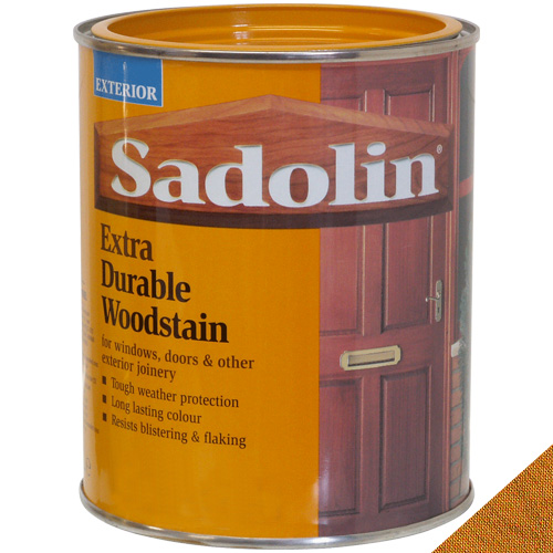 Sadolin Extra Durable Woodstain Natural - 1 Litre