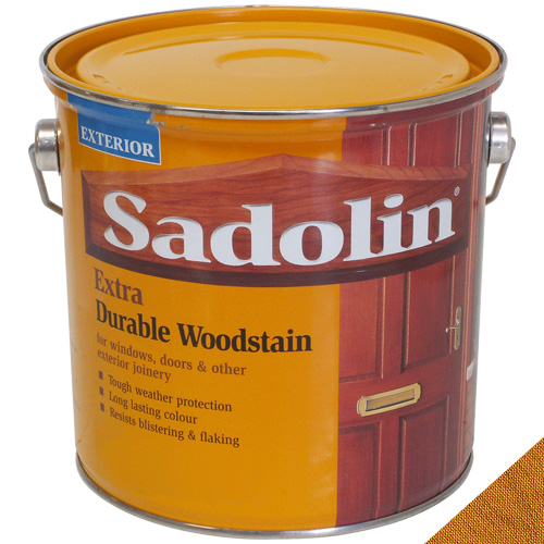 Sadolin Extra Durable Woodstain Natural - 2.5L