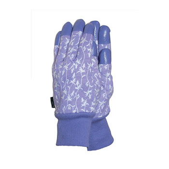 Town & Country Gardening Gloves - Aquasure Jersey Size 7-8 TGL207